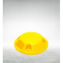 TORTUGA REDUCTOR de velocidad amarillo