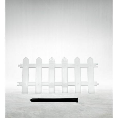 CERCO TRADICIONAL Blanco - 50cm x 2mts